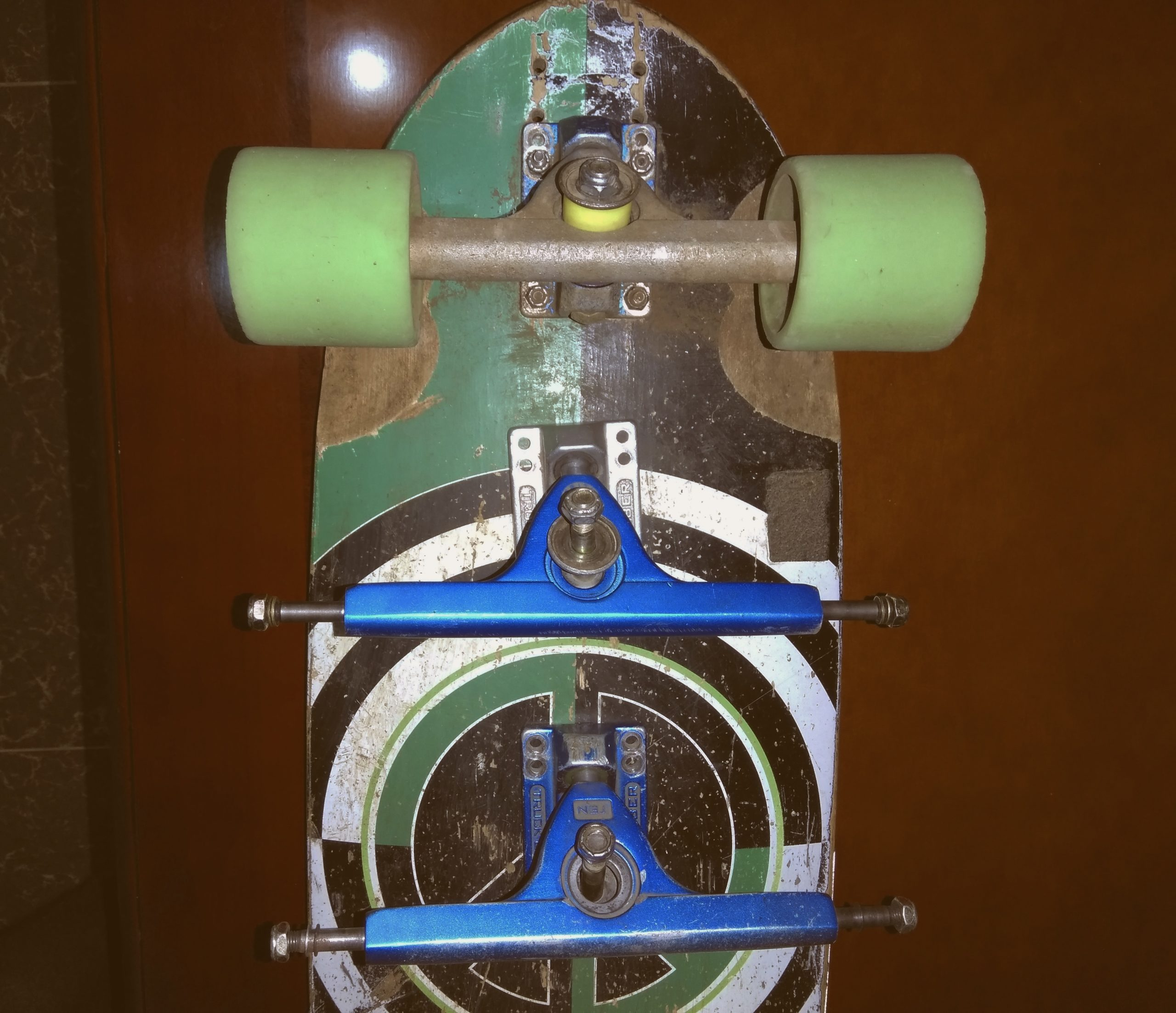 Caliber trucks 180mm and 150mm