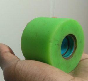 a sideset longboard wheel