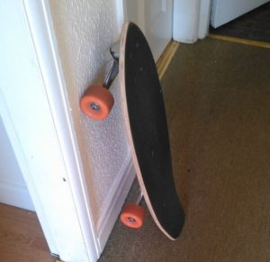 my first cruiser longboard