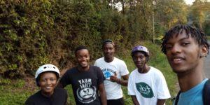 Kenya longboard crew