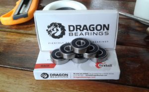 fireball dragon bearings