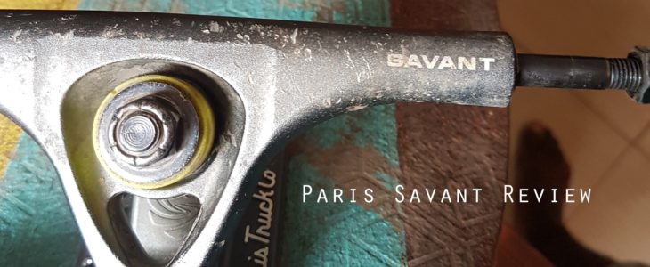 PAris Savant review image