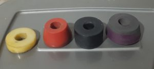 Skateboard bushings