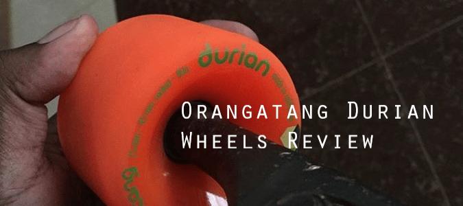 Orangatang Durian Wheels