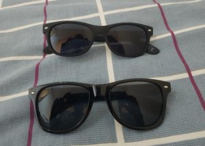 sunglasses longboard