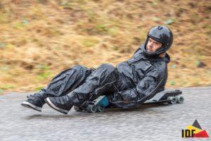 luge rider predator helmet ty top photo