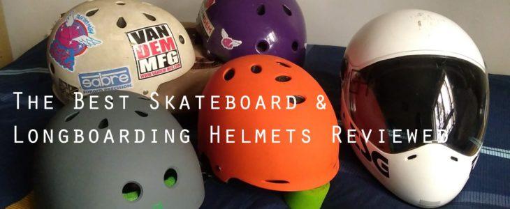 variety of helmets