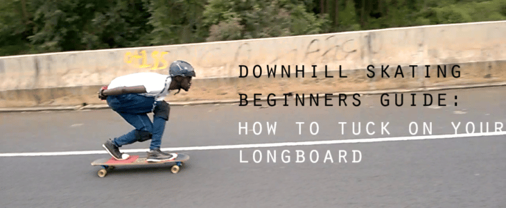 how to tuck on a longboard