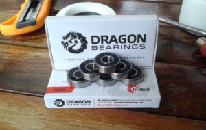 fireball dragon bearings