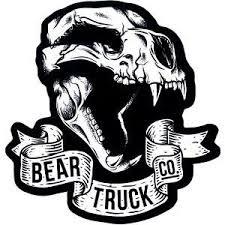 Bear Grizzly Gen 5 Trucks Blue Fade | CalStreets BoarderLabs