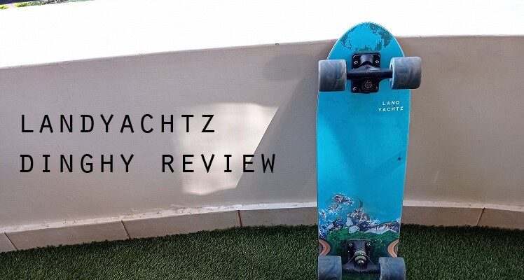 Landaychtz dinghy review honey island graphic