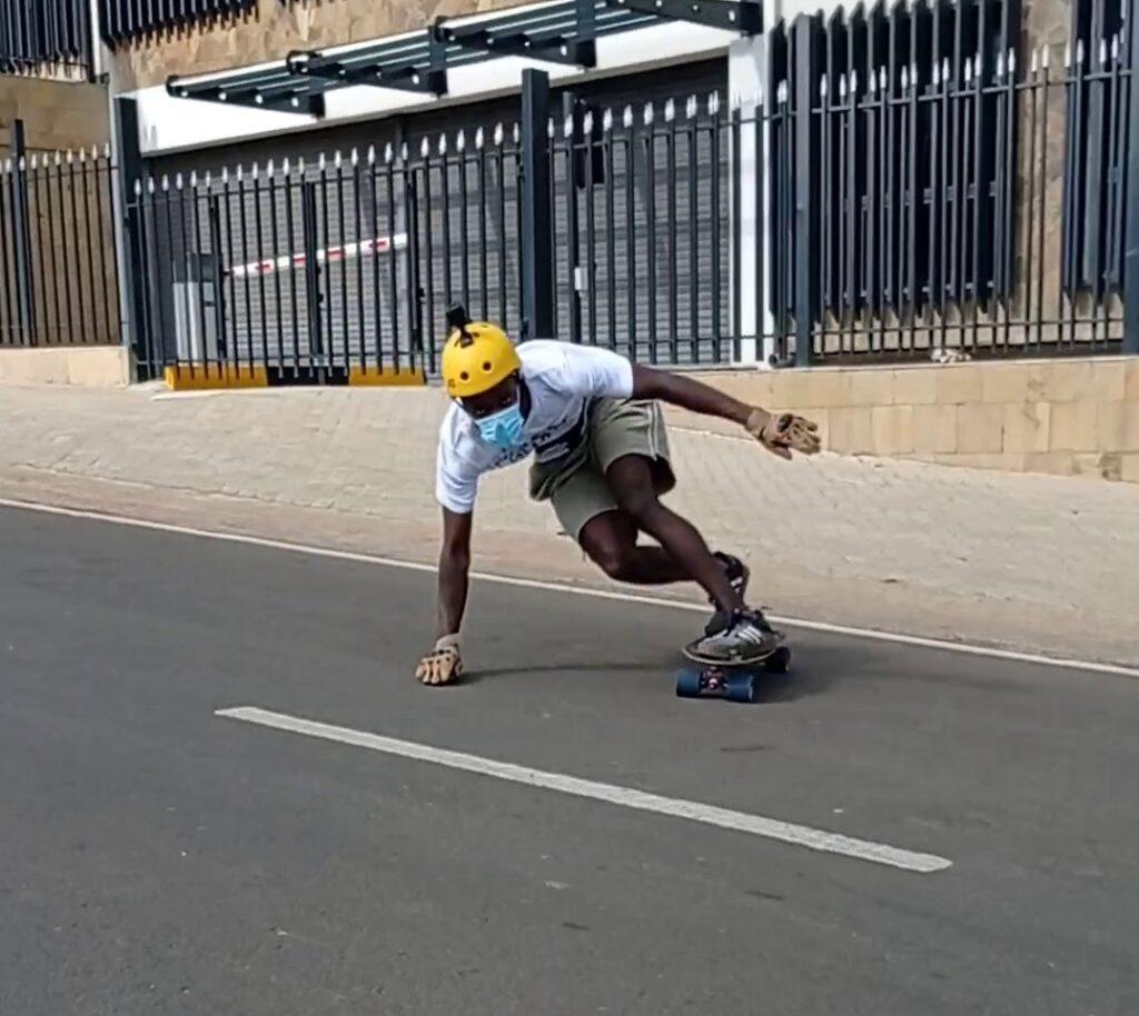 s1 lifer helemt downhill skateboarding