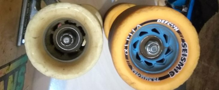 wheels with big cores