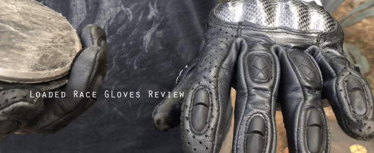 Loaded Race gloves review