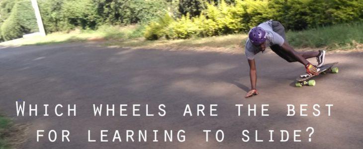 longboards wheels for sliding