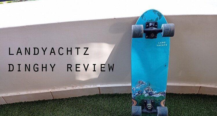 Landaychtz dinghy review honey island graphic